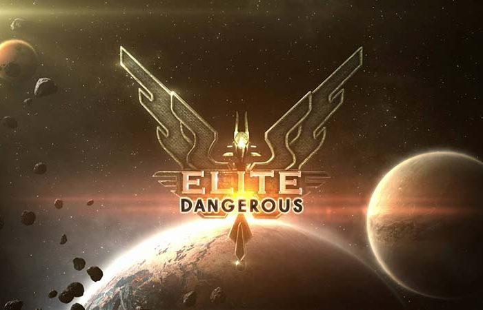 سی دی کی اورجینال Elite Dangerous