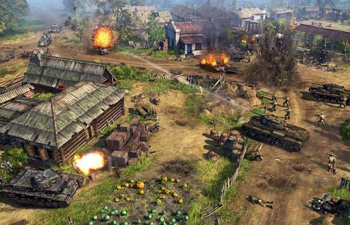 سی دی کی اورجینال بازی Blitzkrieg 3