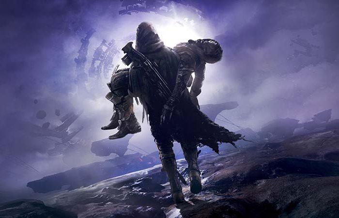 سی دی کی اورجینال Destiny 2 Forsaken Legendary Collection