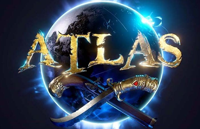 سی دی کی اورجینال بازی ATLAS