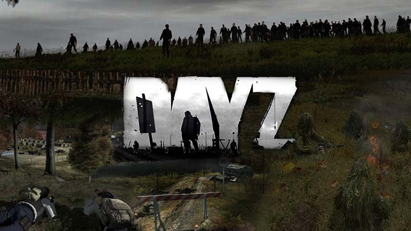 سی ی کی اورجینال بازی DayZ