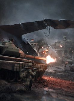 سی دی کی اورجینال بازی World War 3