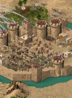 سی دی کی اورجینال Stronghold Crusader HD