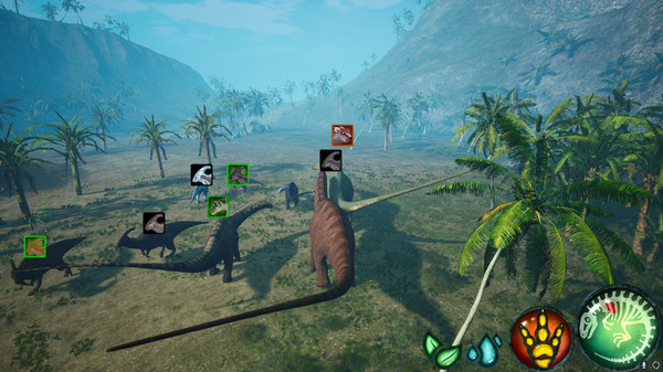 سی دی کی اورجینال بازی Beasts of Bermuda