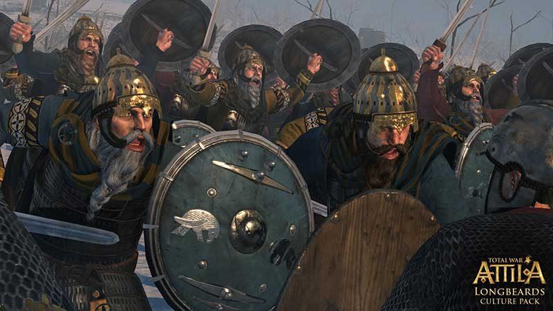 سی دی کی اورجینال بازی Total War ATTILA
