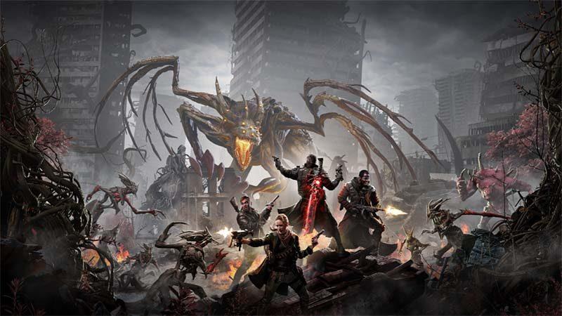سی دی کی اورجینال بازی Darksiders 3
