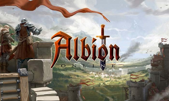 سی دی کی اورجینال بازی Albion Online