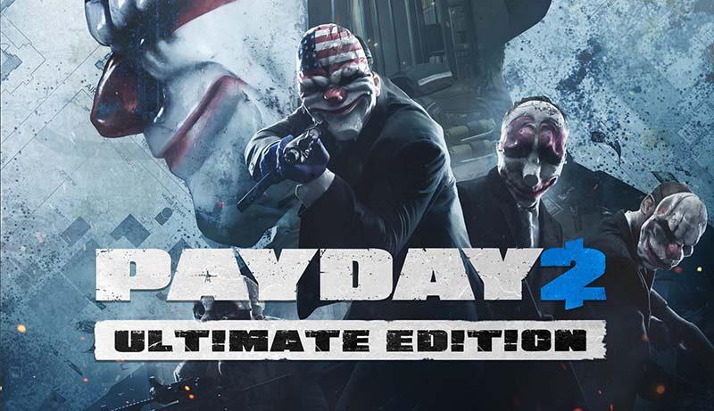 سی دی کی PayDay 2 Ultimate Edition