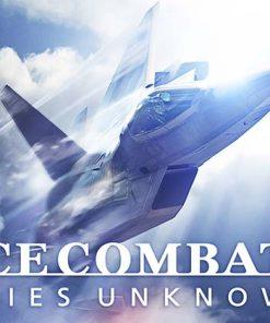 سی دی کی بازی ACE COMBAT 7 SKIES UNKNOWN