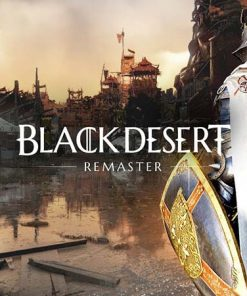 سی دی کی اورجینال بازی Black Desert Online