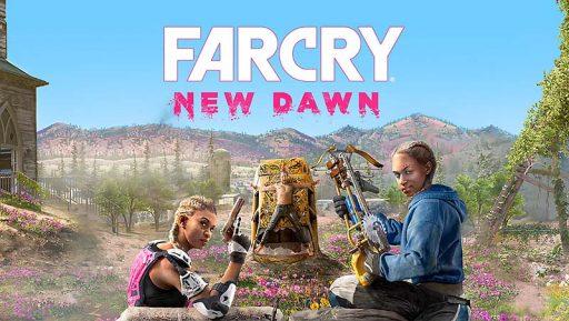 سی دی کی اورجینال Far Cry New Dawn