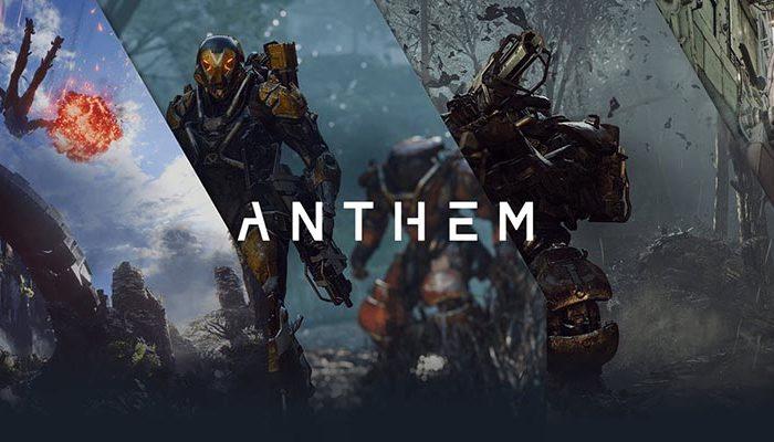 سی دی کی بازی Anthem