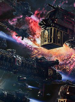 سی دی کی اورجینال Battlefleet Gothic Armada 2