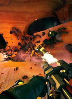 سی دی کی بازی Deep Rock Galactic