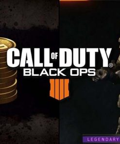 سی دی کی Call of Duty Black Ops 4 Points (پوینت بلک اوپس 4)