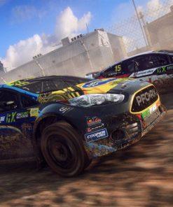 سی دی کی اورجینال بازی DiRT Rally 2