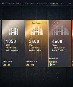 سی دی کی Assassin's Creed Odyssey Helix Credits Pack