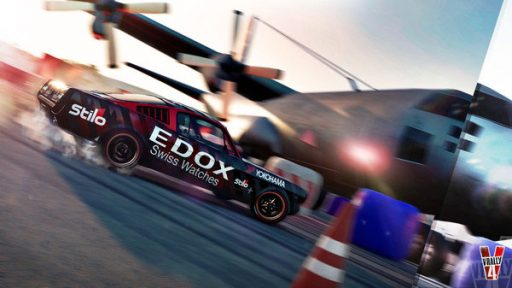 سی دی کی اورجینال بازی V-Rally 4