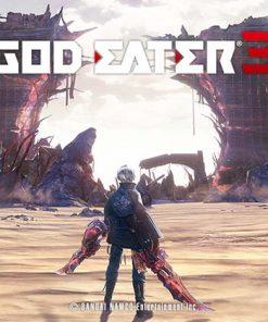 سی دی کی اورجینال بازی GOD EATER 3