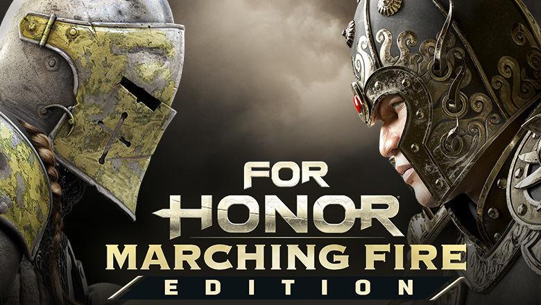 سی دی کی For Honor Marching Fire Edition