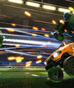 سی دی کی Rocket League Game of the Year Edition
