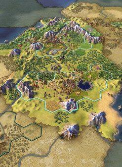 سی دی کی اورجینال Sid Meier's Civilization VI