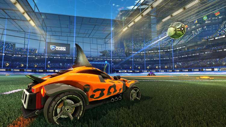سی دی کی Rocket League Game of the Year Edition