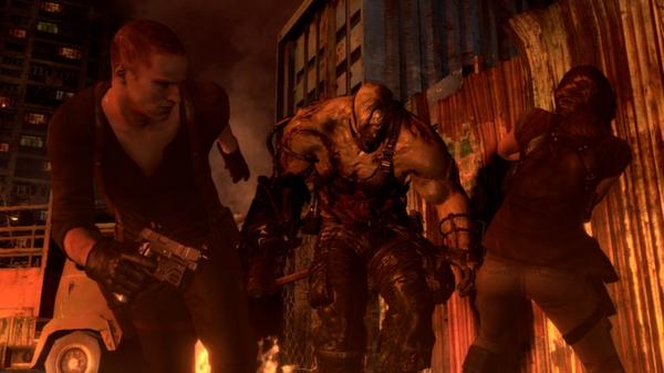 سی دی کی اورجینال بازی Resident Evil 6