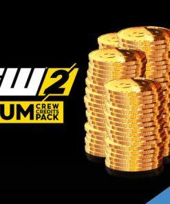 سی دی کی The Crew 2 Credits Pack (کردیت بازی)