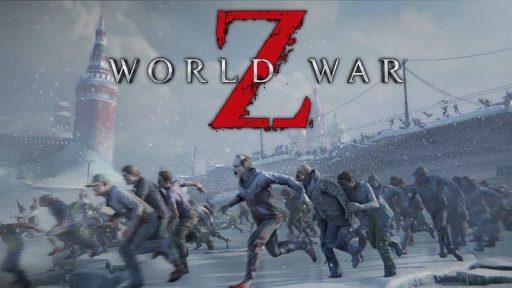 سی دی کی اورجینال بازی World War Z