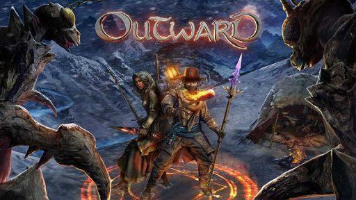 سی دی کی اورجینال بازی Outward