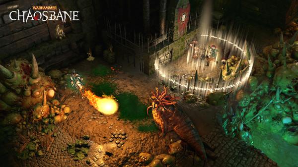سی دی کی اورجینال Warhammer: Chaosbane