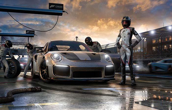 سی دی کی اورجینال بازی Forza Motorsport 7