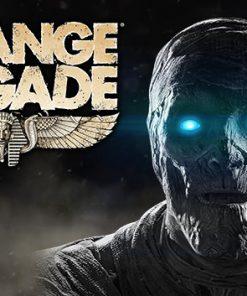 سی دی کی اورجینال بازی Strange Brigade