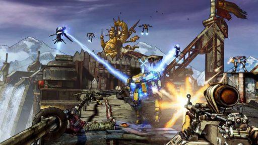 سی دی کی اورجینال بازی Borderlands 3