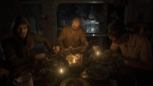 سی دی کی اورجینال Resident Evil 7 Biohazard