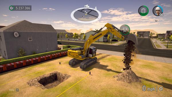 سی دی کی اورجینال Construction Simulator 2