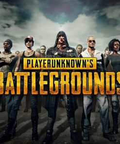 سی دی کی PlayerUnknown's Battlegrounds ایکس باکس وان