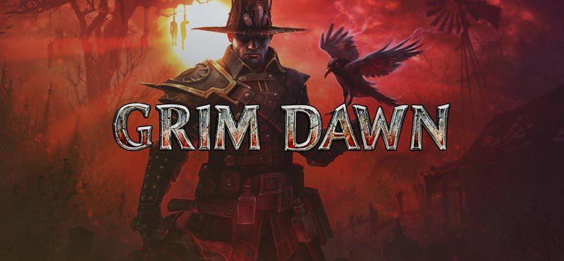 سی دی کی اورجینال بازی Grim Dawn