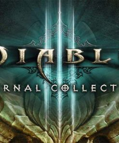سی دی کی اورجینال Diablo 3 Eternal Collection - Complete