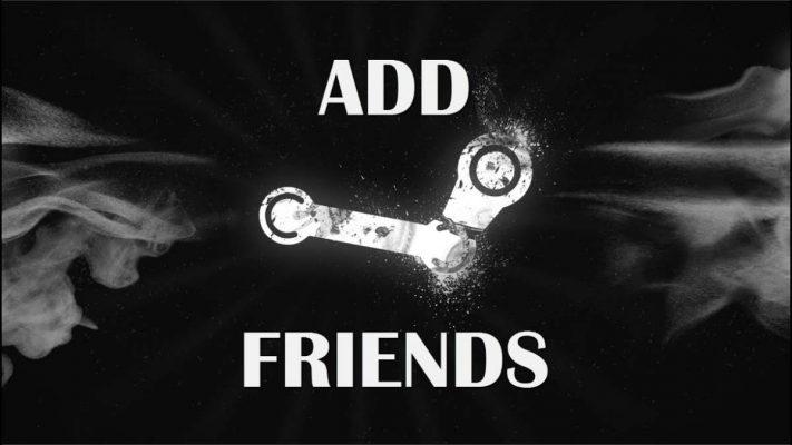 فعال سازی اد فرند استیم (Add Friend) استیم