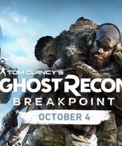 سی دی کی اورجینال Tom Clancy's Ghost Recon Breakpoint