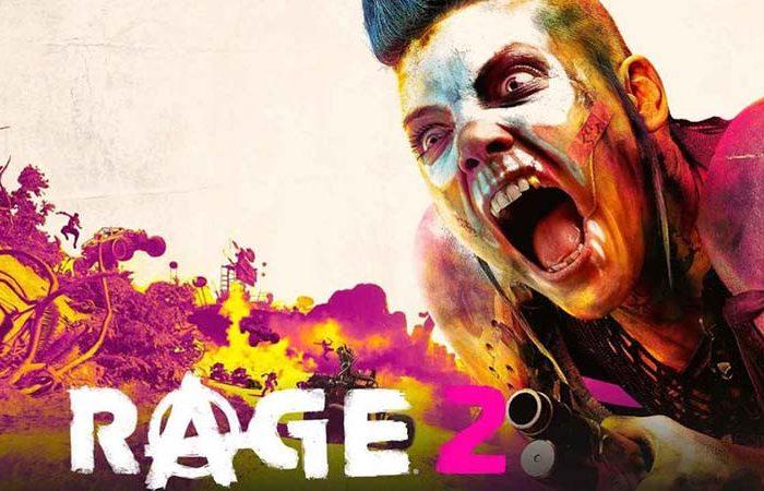 سی دی کی اورجینال بازی RAGE 2