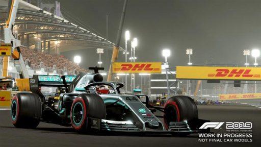 سی دی کی اورجینال بازی F1 2019 Anniversary Edition