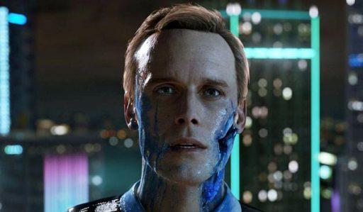 سی دی کی اورجینال بازی Detroit: Become Human