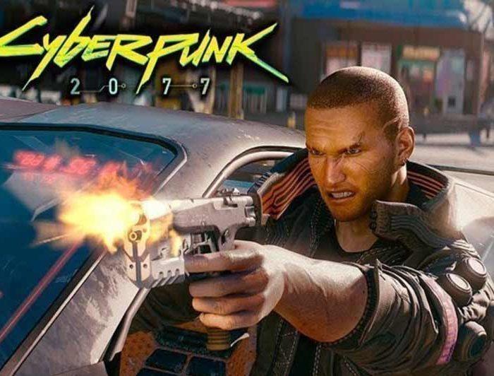 سی دی کی اورجینال بازی Cyberpunk 2077
