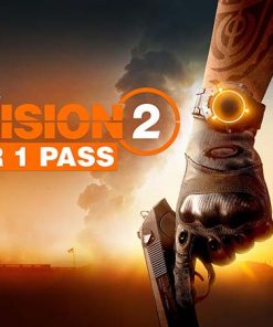 سی دی کی The Division 2 Year 1 Pass