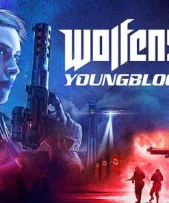 سی دی کی اورجینال بازی Wolfenstein: Youngblood