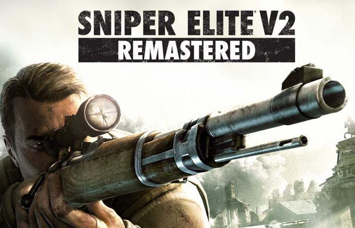 سی دی کی اورجینال بازی Sniper Elite V2 Remastered