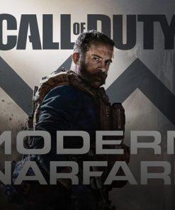 سی دی کی اورجینال Call of Duty Modern Warfare 2019